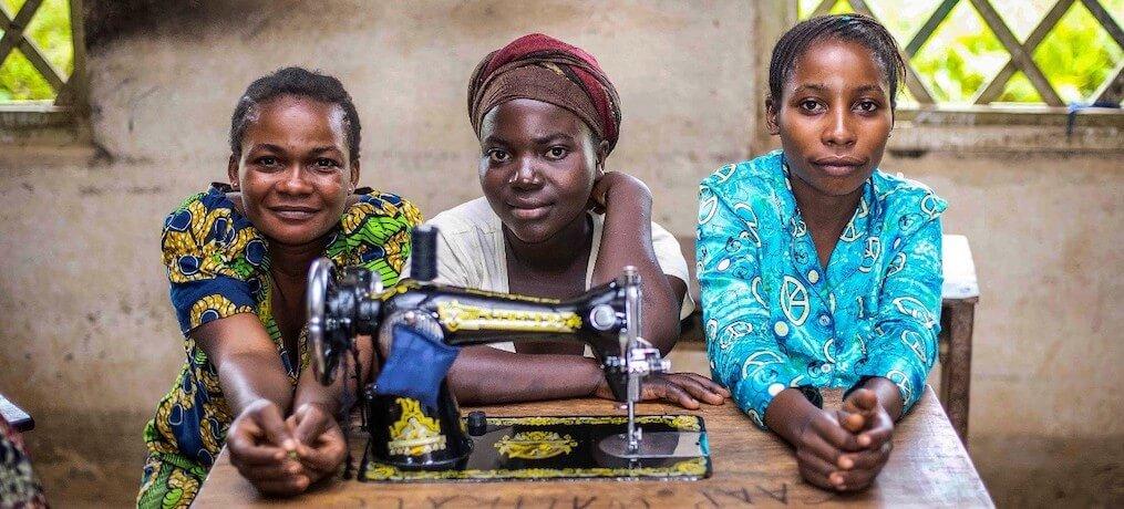 La mujer en África y los objetivos sostenibles, Visioncoach