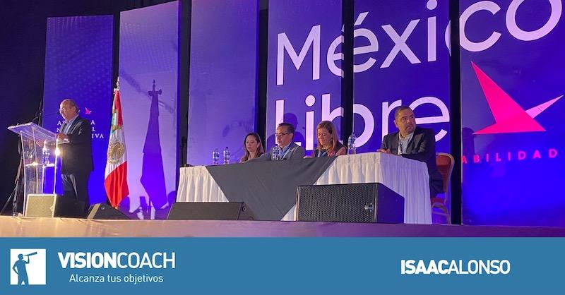 México Libre; Isaac Alonso Garduño;