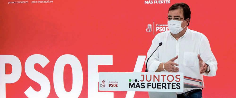 Guillermo Fernández Vara, Secretario Regional del PSOE de Extremadura - Visioncoach