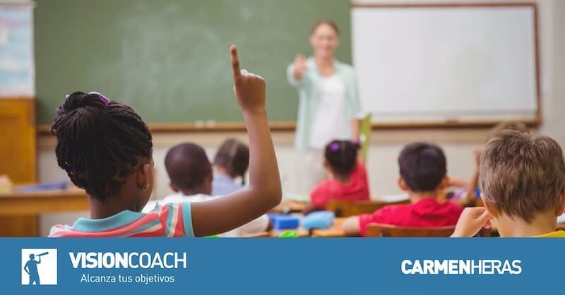 La política de la educación, Carmen Heras