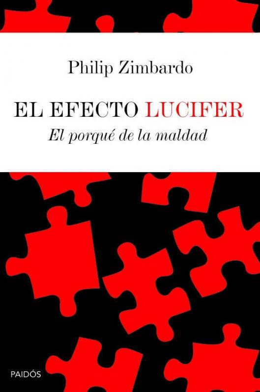 Libro El Efecto Lucifer, Philip Zimbardo