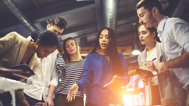 Empleo y liderazgo 'millenials' - Visioncoach