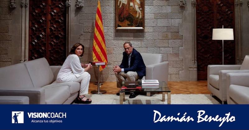 Secesionistas y nacionalistas ¿quién roba a quién? - Damián Beneyto