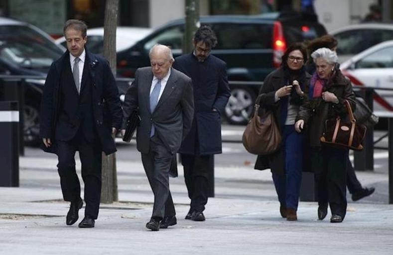 La familia de Jordi Pujol al completo implicada en la corrupción de Cataluña - España nos roba - Damián Beneyto
