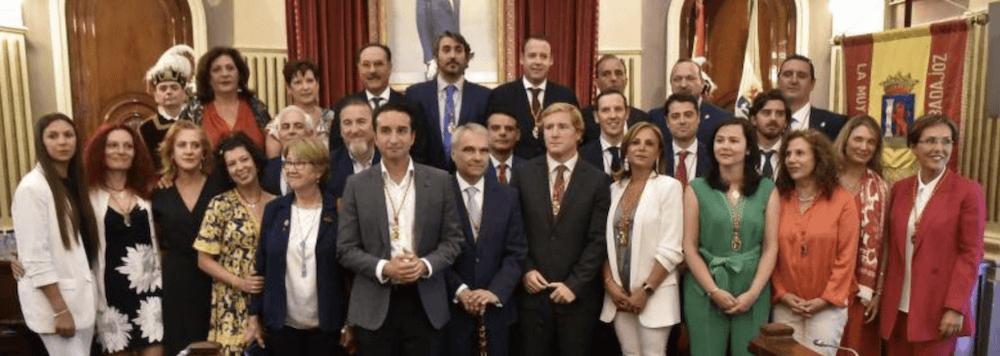 Corporación Municipal de Badajoz 2019-2023