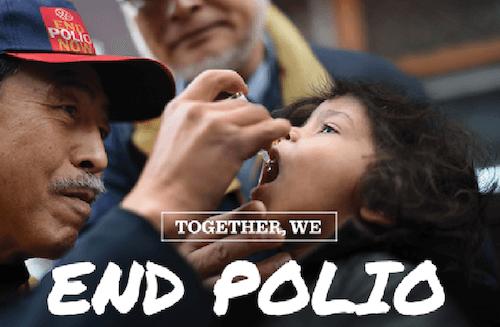La lucha contra la polio en el mundo - Visioncoach;