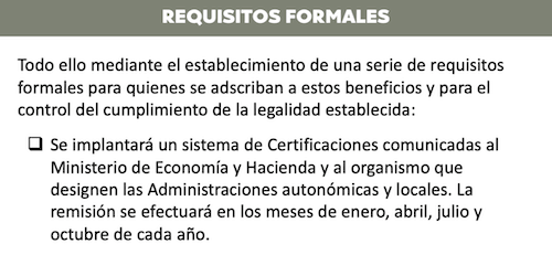 Proyecto Liberal Español, Proyecto de fiscalizad para el Covid