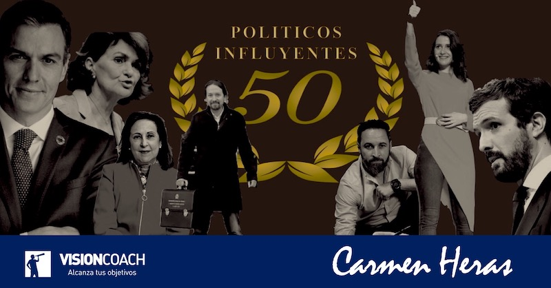 Políticos influenciase, por Carmen Heras
