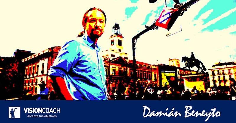 El candidato Iglesias, de Damián Beneyto