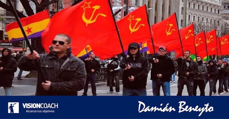 Comunismo y fascismo, tal para cual, por Damián Beneyto