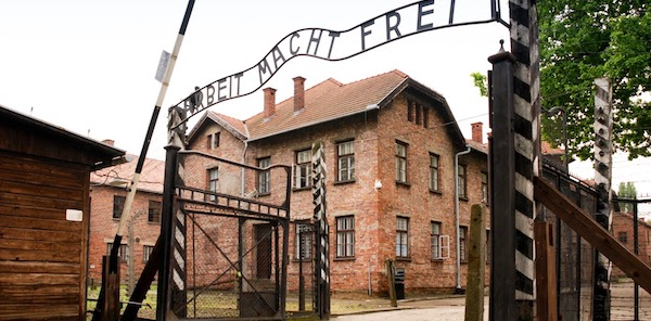 El holocausto de los nazis