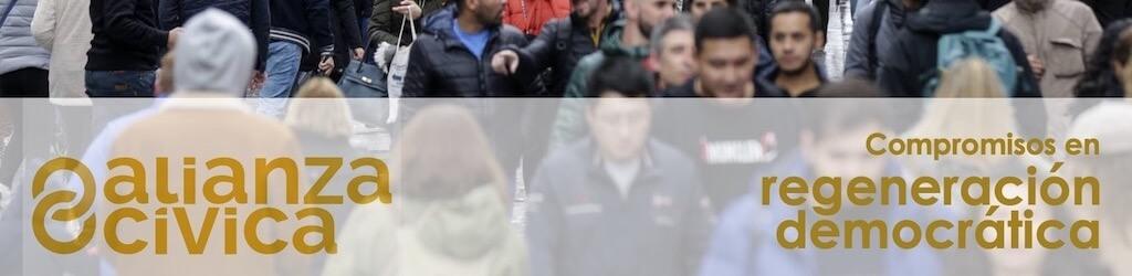 Alianza Cívica: Compromisos de regeneración democrática | Alberto Astorga