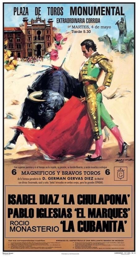 4 de mayo elecciones Madrid