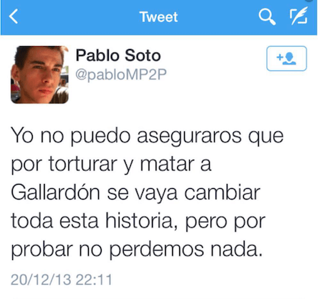 Los comunistas de España amenazan a Alberto Ruiz Gallardos, por Damián Beneyto