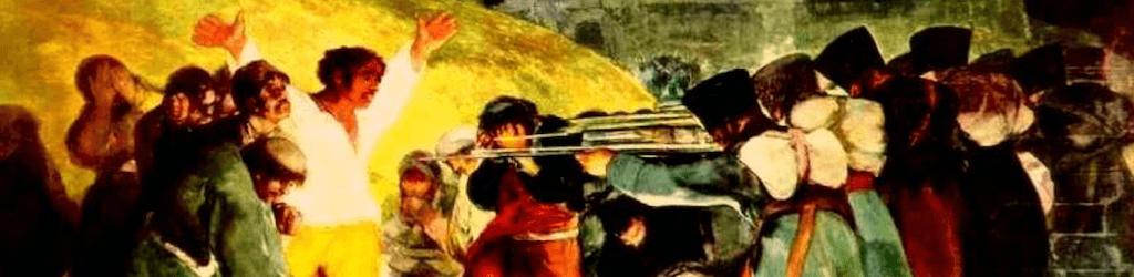 2 de mayo, por José María Martín