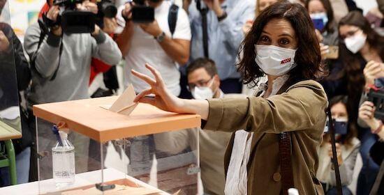 Isabel Diaz Ayuso y los resultados del 4M, por Damián Beneyto