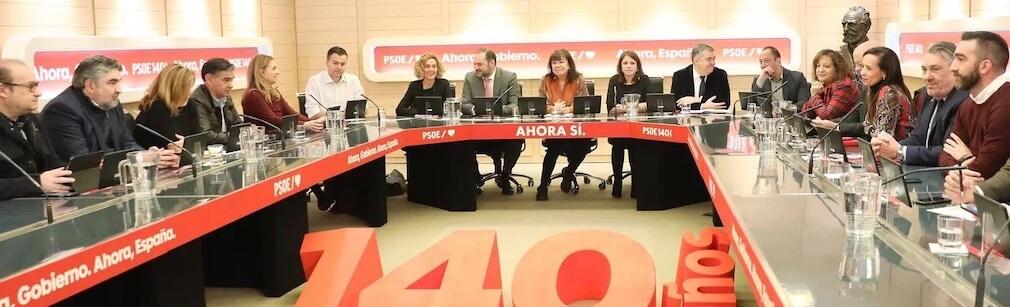 El PSOE consulta a sus bases