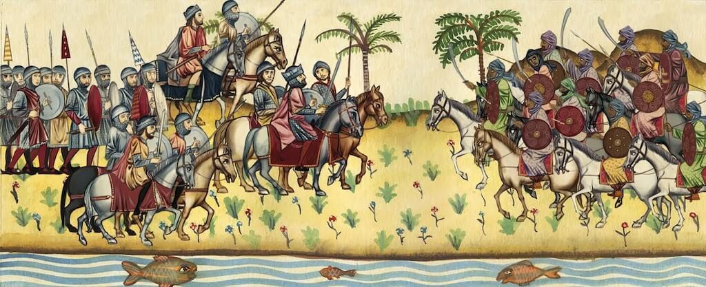 El final de los reinos taifas de España