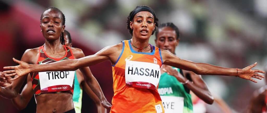 Atleta africana Sifan Hassan