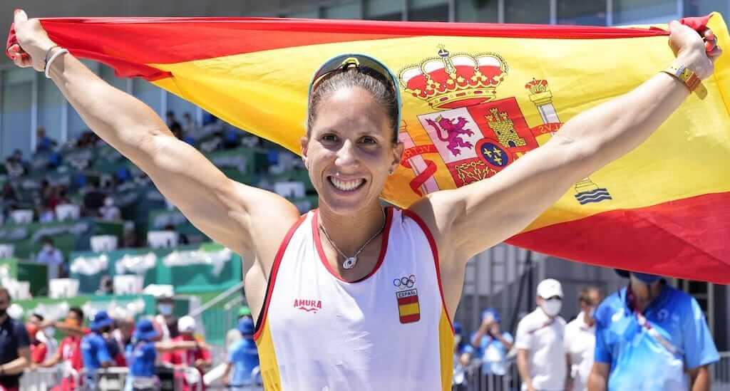 Teresa Portela medalla de oro en Tokio