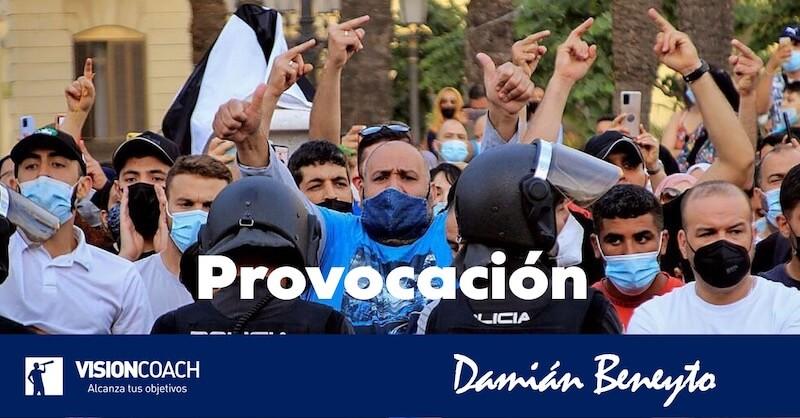 Provocación, por Damián Beneyto
