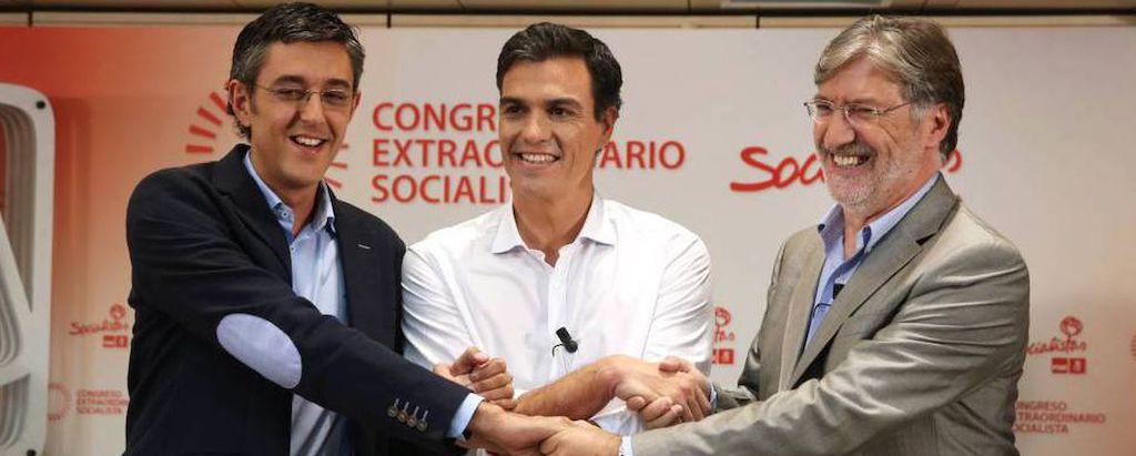Las primarias de Pedro Sánchez